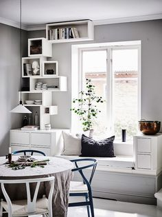 my scandinavian home: A Swedish home with lovely details