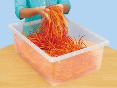 Washable Sensory Noodles