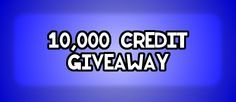Do you want 10,000 free IMVU credits?  Well you're in luck.  We're giving away 10,000 credits every month!  How does it work?  Easy: Step 1: Follow us on Twitter. Follow @IMVUGuide Step 2: Like Us on Facebook. Step 3: Leave a comment with your IMVU username. The last step is easiest.  Just leave a comment …