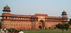 Viaje de novios a India Romántica - Fuerte Rojo. #ViajeDeNovios #LunaDeMiel #India