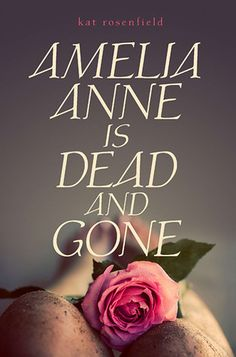 Amelia Anne is Dead and Gone by Kat Rosenfield. Enter to win 1 of 25 copies! Giveaway ends today, so hurry! http://www.goodreads.com/giveaway/show/27251-amelia-anne-is-dead-and-gone