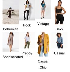 Look and feel more confident in your wardrobe by discovering your personal style . You will quickly stop chasing trends that you won't wear more than once. Preppy Casual, Casual Chic, Stylish Outfits, Fashion Outfits, Womens Fashion, Fashion Trends, Style Désinvolte Chic, My Style, Style Personnel