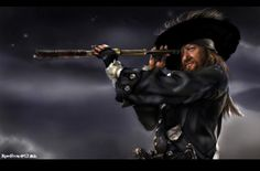 Barbossa s Night  by KomyFlyinc@ by KomyFly.deviantart.com on @deviantART