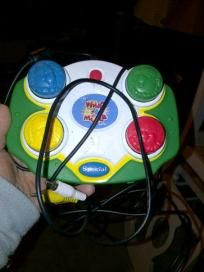 wac-a-mole- electronic plug in game PRICE REDUCED AND FREE SHIPPING
