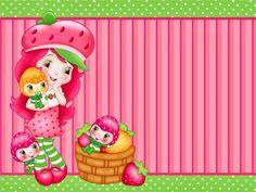 Cartoon & Co - Strawberry Shortcake