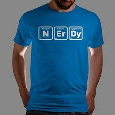 24 Nerdy T-Shirt Ideas