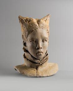 Sculptures Céramiques, Sculpture Clay, Ceramic Figures, Ceramic Art, Javier Marin, Art Du Monde, Art Gallery, Art Corner, Art Et Illustration