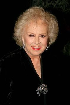 Doris Roberts 4.11.1925 - 17.4.2016, american actress