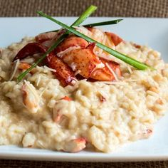 We tend to binge watch Gordon Ramsay shows and we have always loved the look of Gordon Ramsay Hell's Kitchen Lobster Risotto Recipe. Chef Recipes, Kitchen Recipes, Fish Recipes, Seafood Recipes, Cooking Recipes, Healthy Recipes, Recipies, Meat Recipes, Dinner Recipes