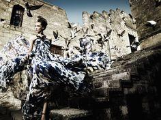 Kristian Schuller for Vogue, Hellas