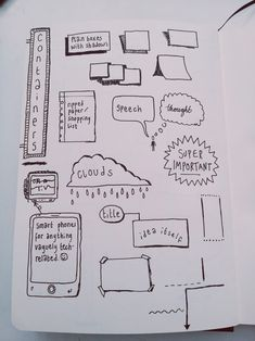 """raindrop-valley: """"i recently learnt about sketchnotes and how they would have been quite useful for me, as a very visual learner, and the past 4 years of my life in terms of GCSEs and a-levels - for..."""
