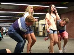 ▶ Sweeping Girls Off Their Feet - YouTube