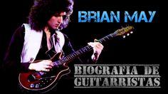 Biografía de Guitarristas: Brian May (Español)