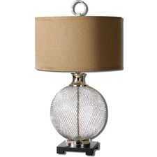 Brown Table Lamps | AllModern