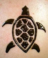 Image result for moroccan henna turtles