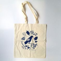 Marcus Walters — Forest - Printed Tote bag