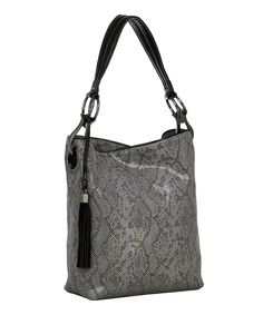 Take a look at this Carbon Amsterdam Bucket Bag on zulily today!