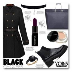 """""""Yoins 4"""" by angelstar92 ❤ liked on Polyvore featuring moda, Pomellato, Marc Jacobs, Smashbox, ASOS, women's clothing, women, female, woman y misses"""