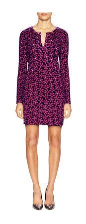 Diane von Furstenberg Reina Printed Sheath Dress - on #sale 54% off @ #Gilt  #DianeVonFurstenberg