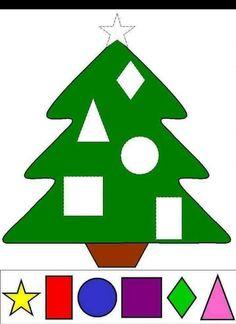 Preschool Learning Activities, Preschool Printables, Preschool Worksheets, Toddler Activities, Preschool Activities, Kids Learning, Activities For Kids, Christmas Worksheets, Preschool Christmas