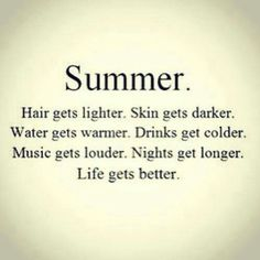 Top 30 Summer Quotes Sunshine #summer sayings