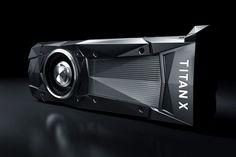 Titan X com processador Pascal é a placa de vídeo mais rápida do mundo (Foto: Divulgação/Nvidia)