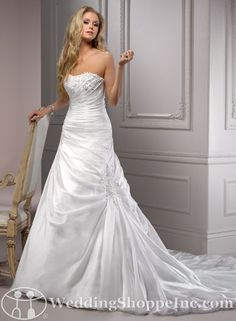 Maggie Sottero - Jessie have to try this one!