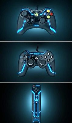 Collection of 'Creative Tron Inspired Products and Designs' from all over the world.