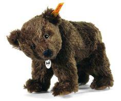Steiff Rocky Grizzly Bear 040214