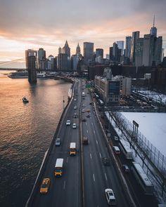 Magnificent Street Photos of New York City by Ashraf Hamideh #photography #NYC #urban #urbanphotography
