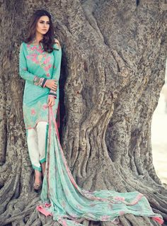 Gulaal Embroidered Lawn Collection 2017   PK Vogue