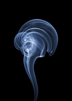 Photographer Thomas Herbrich Took 100,000 Smoke Plume Photos Looking for Unexpected Shapes