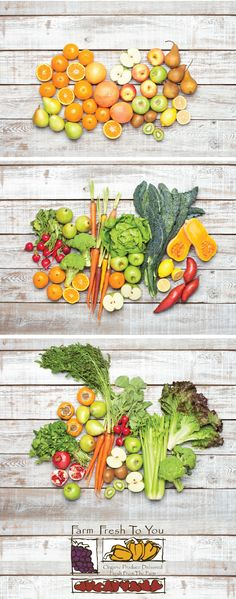 Farm Fresh to You delivers organic fruits and vegetables fresh from our fields to your doorstep. Always use promo code TRYME15 for $15 off your first box.