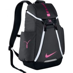 Nike Hoops Elite Max Air Team Basketball Backpack *** Special product just for you. Nike Elite Backpack, Backpack Outfit, Nike Bags, Team 2, Backpack Reviews, Basketball Players, Basketball Stuff, Nike Basketball, Basketball Equipment