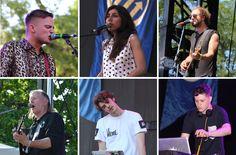 Pitchfork Music Festival 2013 Day 2: Swans, Julia Holter, Phosphorescence, Merchandise, Ryan Hemsworth,