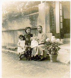 Chen Man Cheng family