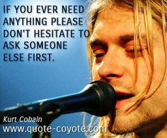 Song Very Ape Wise Quotes, Inspirational Quotes, Wise Sayings, Meaning Full Quotes, Kurt Cobain Photos, You Dont Say, Selena Gomez, Song Lyrics, Love Him