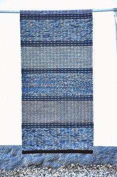 Rugs On Carpet, Carpets, Rag Rugs, Fabric Art, Hand Weaving, Textiles, Wool, Weaving, Carpet