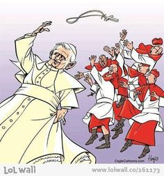 conclave for next pope...