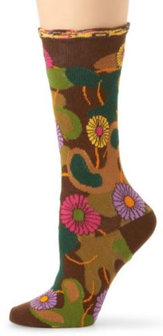 Ozone Women's Flower Camo Socks, Brown, One Size Ozone https://www.amazon.com/dp/B005KPLLYY/ref=cm_sw_r_pi_dp_eBeOxbADHPMRP