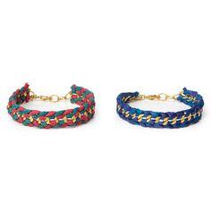 VINTAGE SARI BRACELET   Upcycled, Handmade, Vintage, Wristlet, Jewelry, Exotic, Indian   UncommonGoods