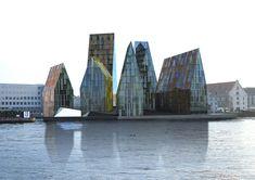 Forslag til Krøyers Plads i København by Erik van Egeraat Associated Architects _ Holland