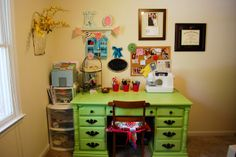 Mrs. DIY and the tennis guy: Craft Room!!!!!