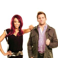 Alicia Fox & Zack Ryder
