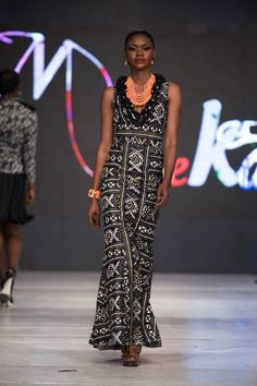 Moseka @ Kinshasa Fashion Week 2015, Congo | FashionGHANA.com: 100% African Fashion