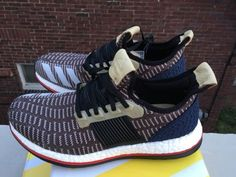 Adidas Consortium Pure Boost Zg Kolor Size 8.5 Us Prime Knit Yeezy Nmd Ultra