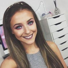 Youtubers, Make Up, Chloe, Hair, Beauty, Makeup, Beauty Makeup, Beauty Illustration, Bronzer Makeup