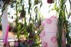 Παραμυθένιες ιδέες διακόσμησης για βάπτιση κοριτσιού με λουλούδια - EverAfter Baptism Decorations, Fairy Tales, Planter Pots, Cakes, Flowers, Cake Makers, Kuchen, Fairytail, Cake