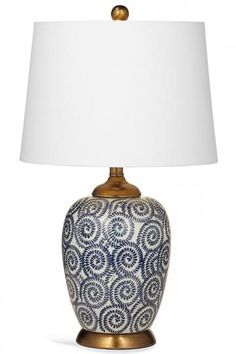 Lawton Table Lamp - Table Lamps - Modern Table Lamp - Accent Lamp - Decorative Lamps - Living Room Lamps | HomeDecorators.com