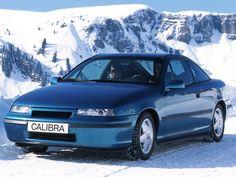 #Opel Calibra